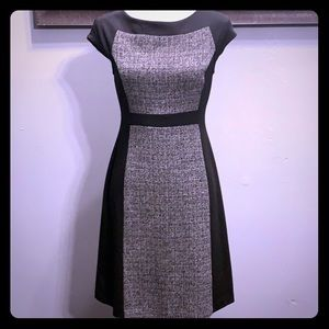 Anne Klein dress with cap sleeves